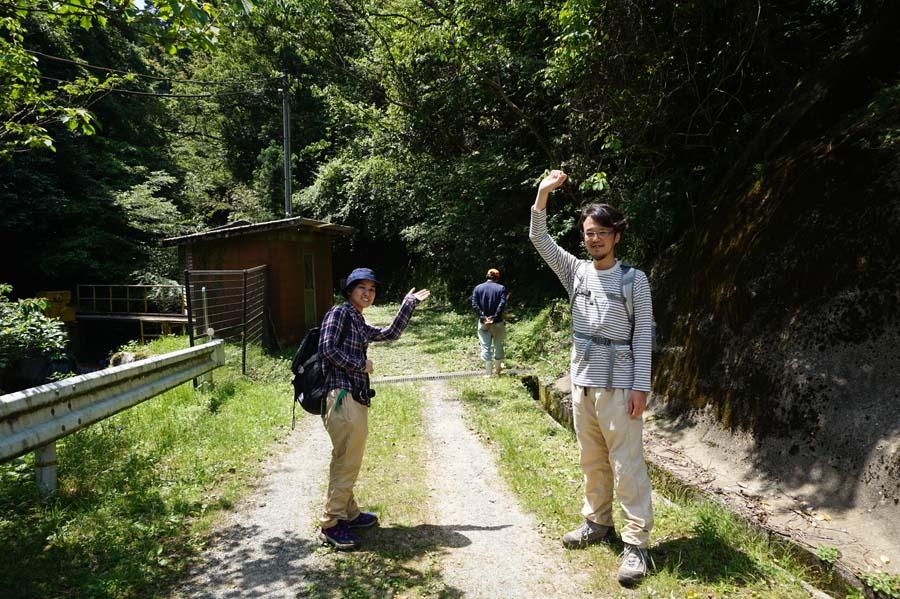グリーンピア那珂川発九千部登山で大人の休日【まずは登るぞ!編】