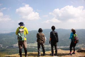 ヤッホー!那珂川町を見晴らす大パノラマ。大人のための登山入門して来ました!
